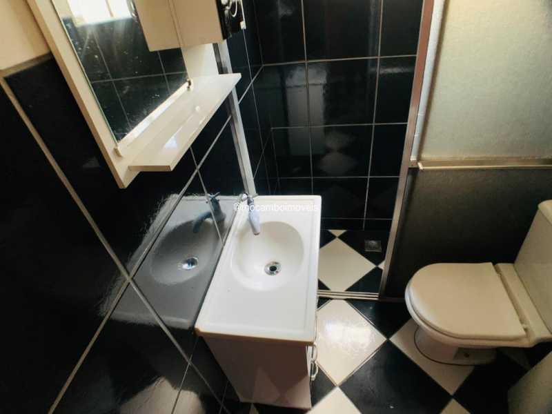 Banheiro  - Casa 2 quartos à venda Itatiba,SP - R$ 280.000 - FCCA21486 - 7