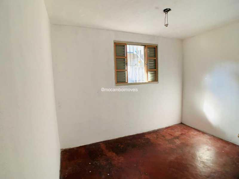 Dormitório  - Casa 2 quartos à venda Itatiba,SP - R$ 280.000 - FCCA21486 - 8