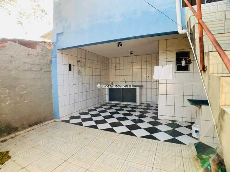 Quintal  - Casa 2 quartos à venda Itatiba,SP - R$ 280.000 - FCCA21486 - 10