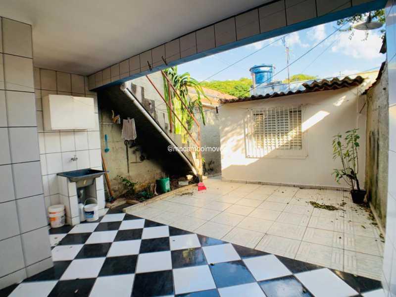Quintal  - Casa 2 quartos à venda Itatiba,SP - R$ 280.000 - FCCA21486 - 11