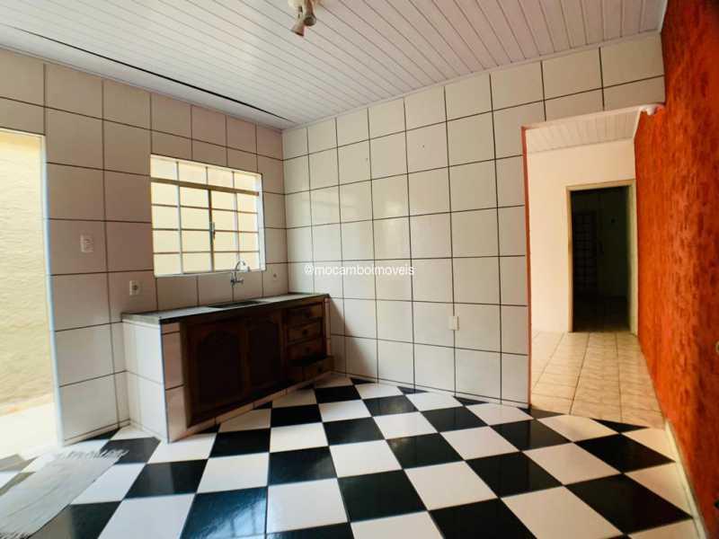 Cozinha  - Casa 2 quartos à venda Itatiba,SP - R$ 280.000 - FCCA21486 - 3