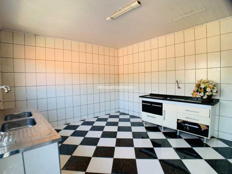 Cozinha 2 - Casa 2 quartos à venda Itatiba,SP - R$ 280.000 - FCCA21486 - 15