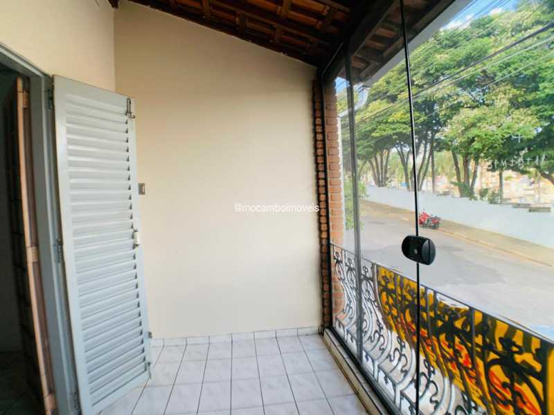 Varanda  - Casa 2 quartos à venda Itatiba,SP - R$ 280.000 - FCCA21486 - 9