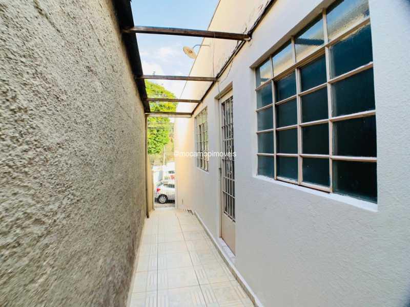 Corredor  - Casa 2 quartos à venda Itatiba,SP - R$ 280.000 - FCCA21486 - 17