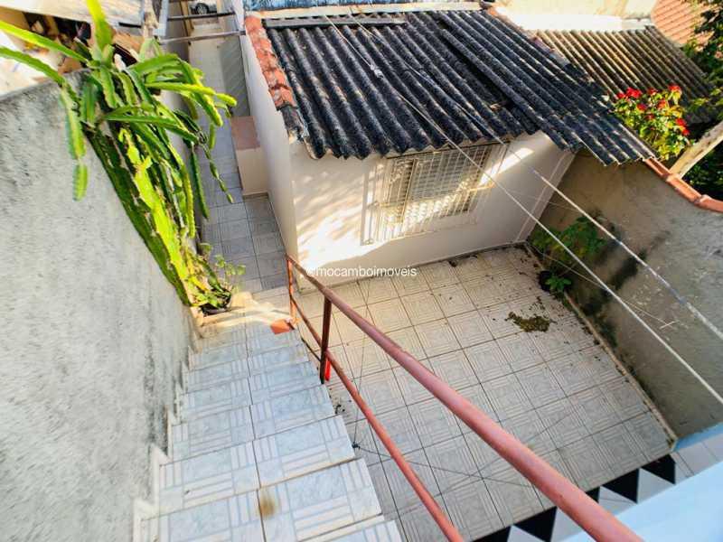 Quintal - Casa 2 quartos à venda Itatiba,SP - R$ 280.000 - FCCA21486 - 12