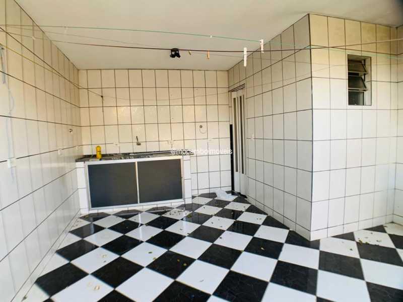 Quintal  - Casa 2 quartos à venda Itatiba,SP - R$ 280.000 - FCCA21486 - 13