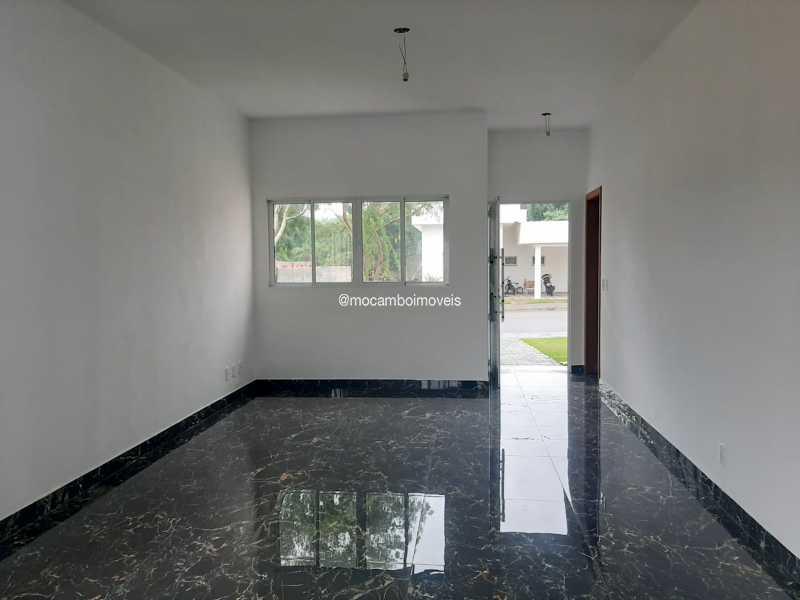 sala - Casa em Condomínio à venda Itatiba,SP - R$ 680.000 - FCCN00021 - 1