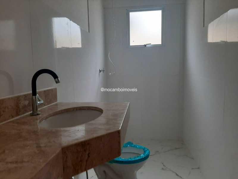 banheiro - Casa em Condomínio à venda Itatiba,SP - R$ 680.000 - FCCN00021 - 6