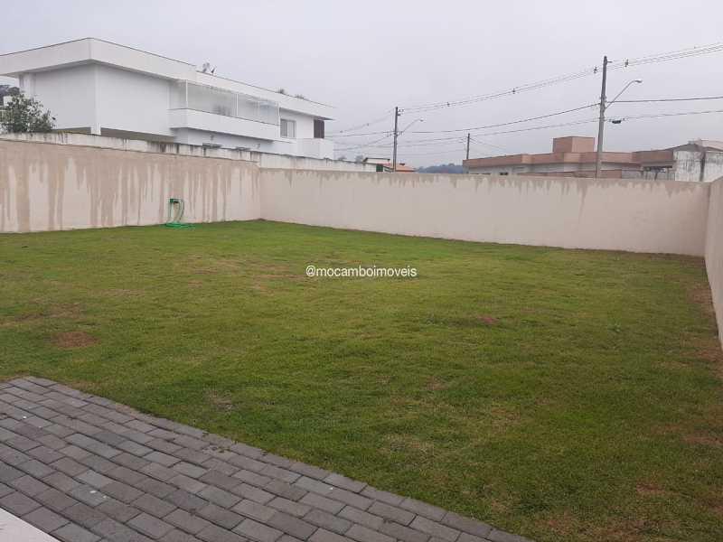 quintal - Casa em Condomínio à venda Itatiba,SP - R$ 680.000 - FCCN00021 - 10