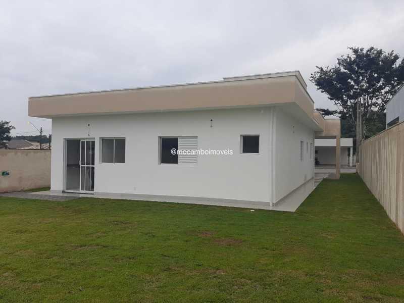 quintal - Casa em Condomínio à venda Itatiba,SP - R$ 680.000 - FCCN00021 - 9