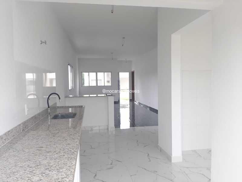 cozinha - Casa em Condomínio à venda Itatiba,SP - R$ 680.000 - FCCN00021 - 4
