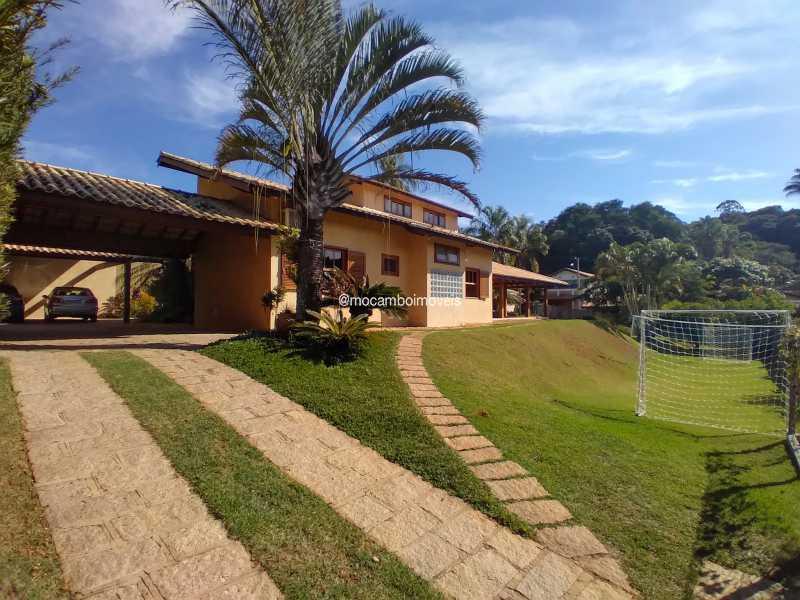 Área Externa - Casa 3 quartos para alugar Itatiba,SP - R$ 8.500 - FCCA31476 - 1