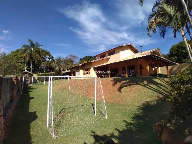 Área Externa - Casa 3 quartos para alugar Itatiba,SP - R$ 8.500 - FCCA31476 - 4