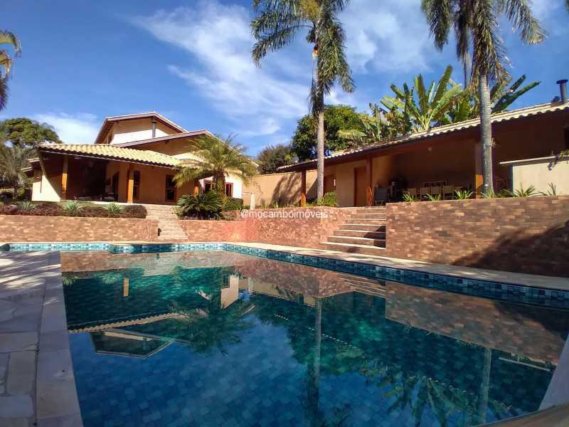 Área Externa - Casa 3 quartos para alugar Itatiba,SP - R$ 8.500 - FCCA31476 - 6
