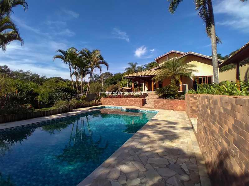 Área Externa - Casa 3 quartos para alugar Itatiba,SP - R$ 8.500 - FCCA31476 - 7