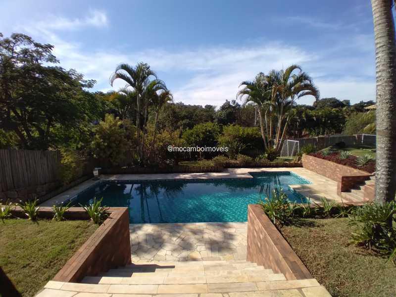 Área Externa - Casa 3 quartos para alugar Itatiba,SP - R$ 8.500 - FCCA31476 - 11
