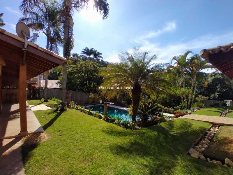Área Externa - Casa 3 quartos para alugar Itatiba,SP - R$ 8.500 - FCCA31476 - 12