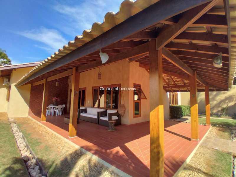 Área Externa - Casa 3 quartos para alugar Itatiba,SP - R$ 8.500 - FCCA31476 - 14