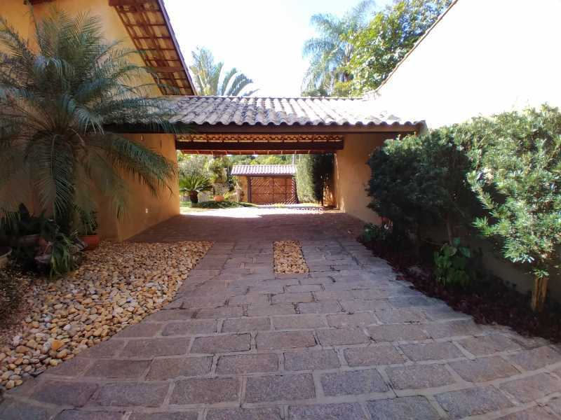 Área Externa - Casa 3 quartos para alugar Itatiba,SP - R$ 8.500 - FCCA31476 - 15