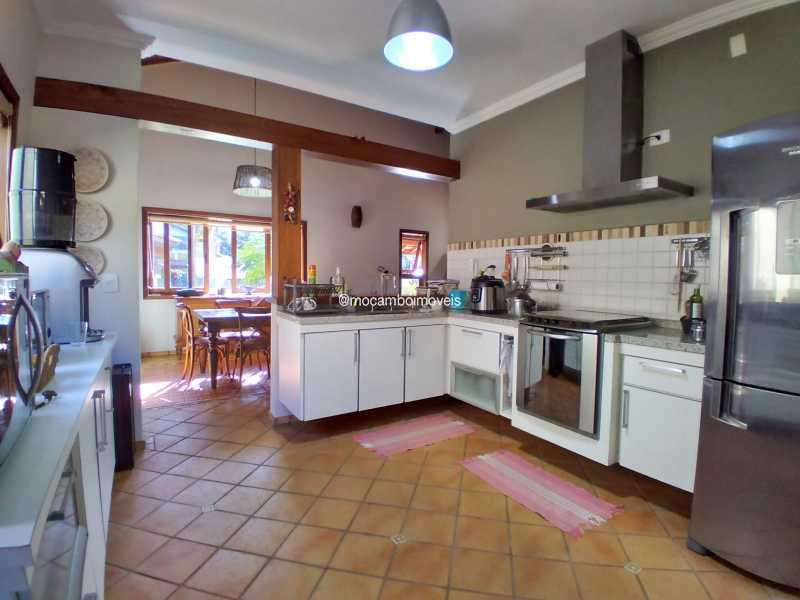 Cozinha - Casa 3 quartos para alugar Itatiba,SP - R$ 8.500 - FCCA31476 - 22