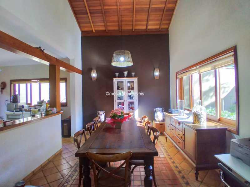 Sala de Jantar - Casa 3 quartos para alugar Itatiba,SP - R$ 8.500 - FCCA31476 - 19