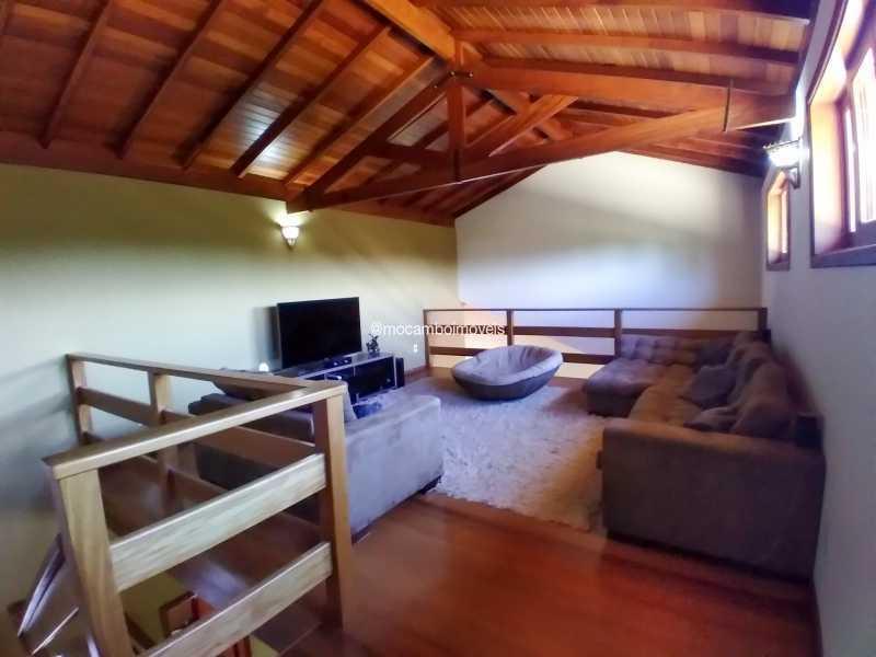 Mezanino - Casa 3 quartos para alugar Itatiba,SP - R$ 8.500 - FCCA31476 - 20