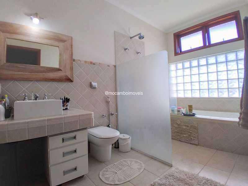 Banheiro Suíte - Casa 3 quartos para alugar Itatiba,SP - R$ 8.500 - FCCA31476 - 25