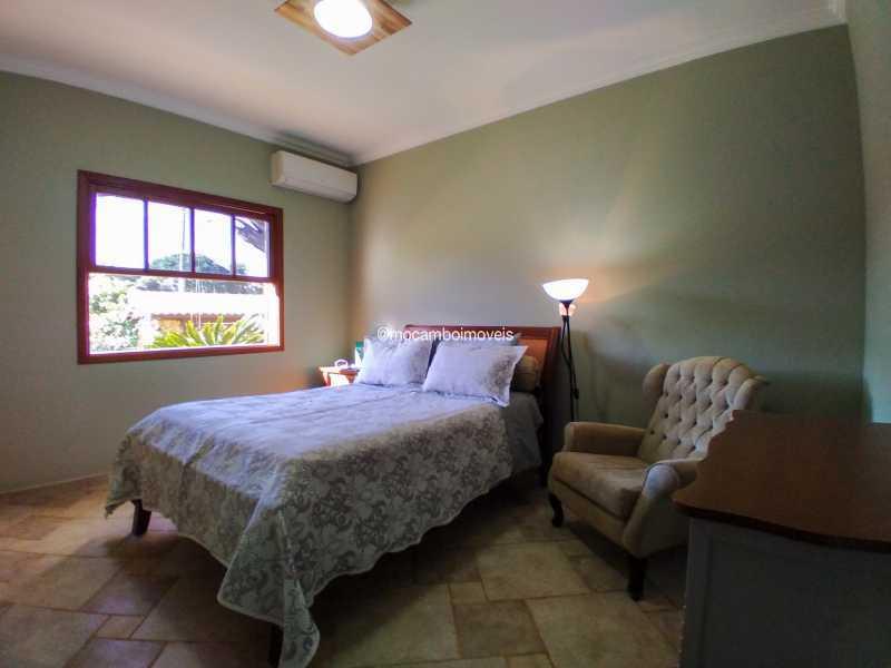 Suíte - Casa 3 quartos para alugar Itatiba,SP - R$ 8.500 - FCCA31476 - 24
