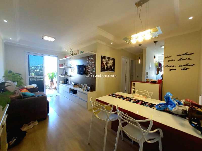 Sala - Apartamento 2 quartos para alugar Itatiba,SP - R$ 1.600 - FCAP21278 - 1