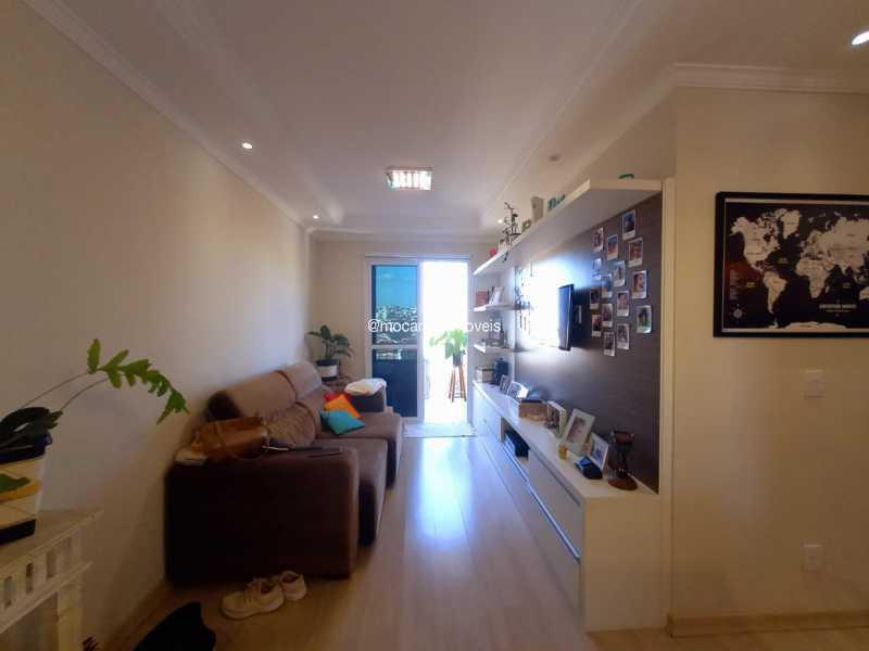 Sala - Apartamento 2 quartos para alugar Itatiba,SP - R$ 1.600 - FCAP21278 - 3