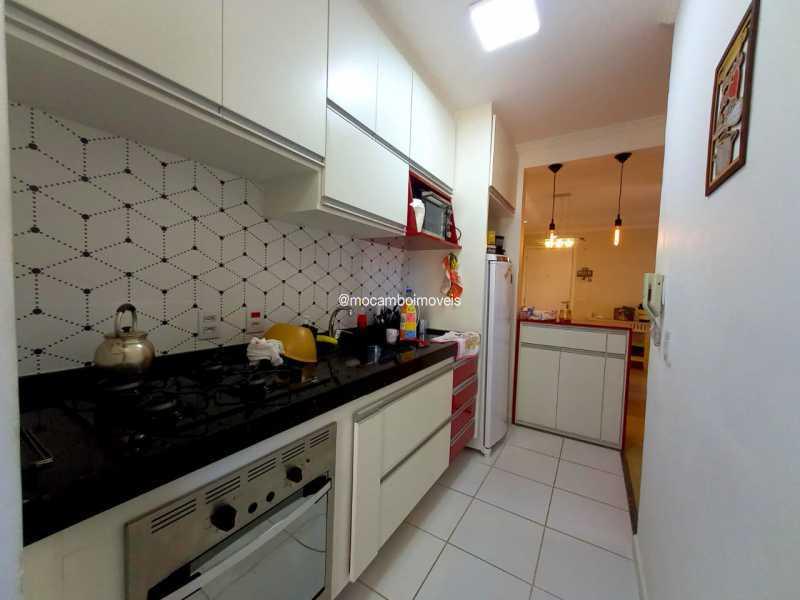 Cozinha - Apartamento 2 quartos para alugar Itatiba,SP - R$ 1.600 - FCAP21278 - 6