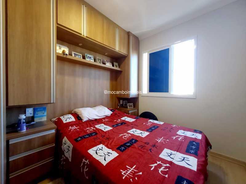 Dormitório 1 - Apartamento 2 quartos para alugar Itatiba,SP - R$ 1.600 - FCAP21278 - 7