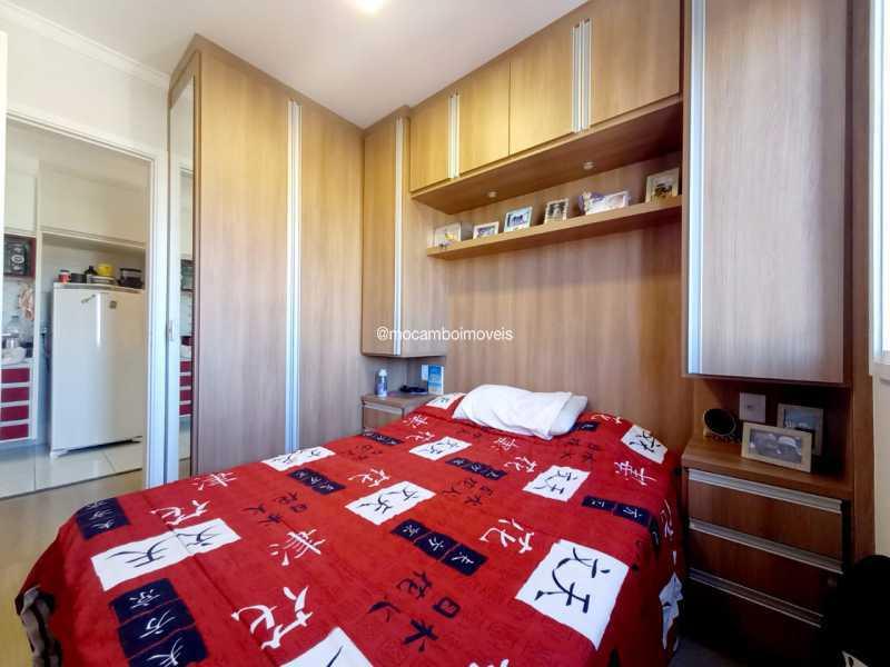 Dormitório 1 - Apartamento 2 quartos para alugar Itatiba,SP - R$ 1.600 - FCAP21278 - 8