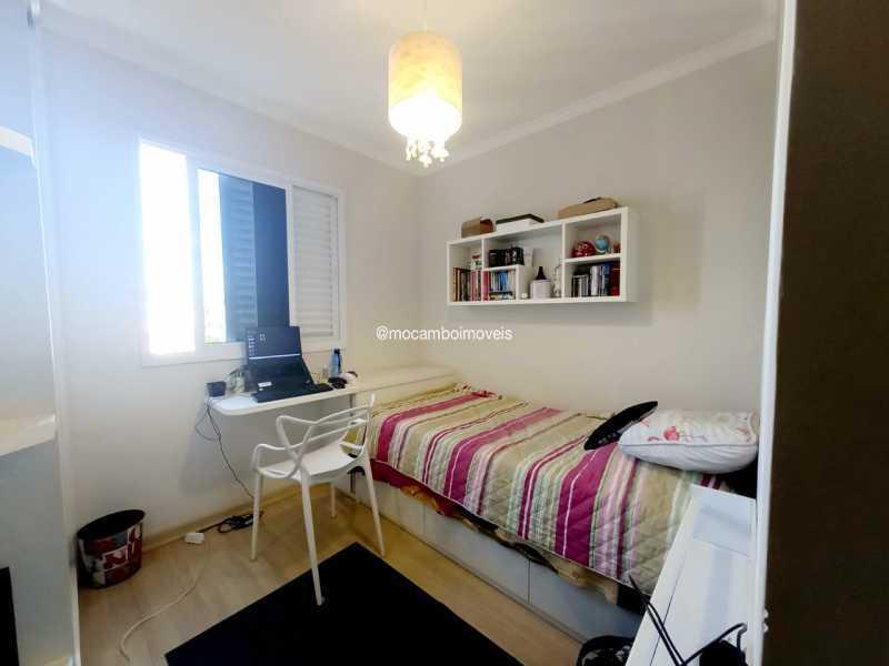 Dormitório 2 - Apartamento 2 quartos para alugar Itatiba,SP - R$ 1.600 - FCAP21278 - 9