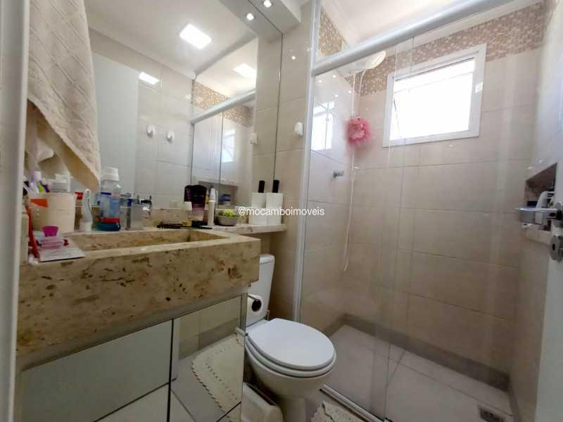 W.C  - Apartamento 2 quartos para alugar Itatiba,SP - R$ 1.600 - FCAP21278 - 11