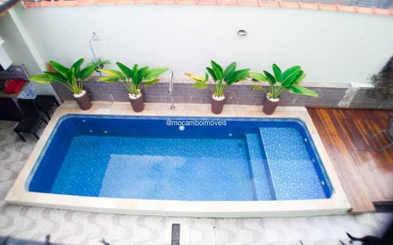 casa - Casa 2 quartos à venda Itatiba,SP Jardim Ester - R$ 500.000 - FCCA21488 - 3