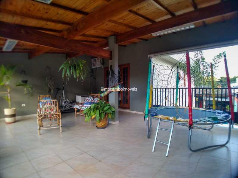 casa - Casa 2 quartos à venda Itatiba,SP Jardim Ester - R$ 500.000 - FCCA21488 - 22