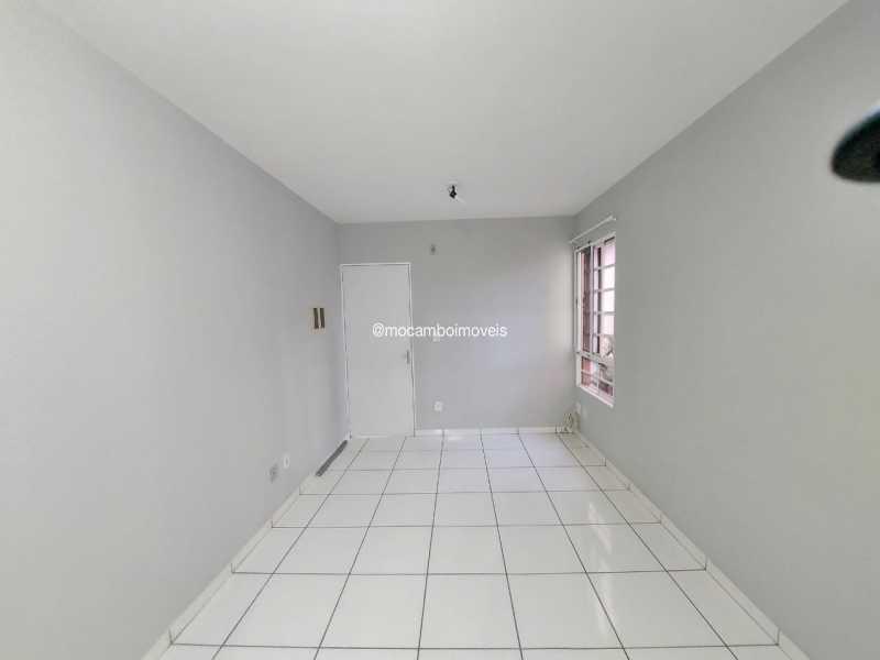 Sala - Apartamento 2 quartos para alugar Itatiba,SP - R$ 1.200 - FCAP21281 - 1