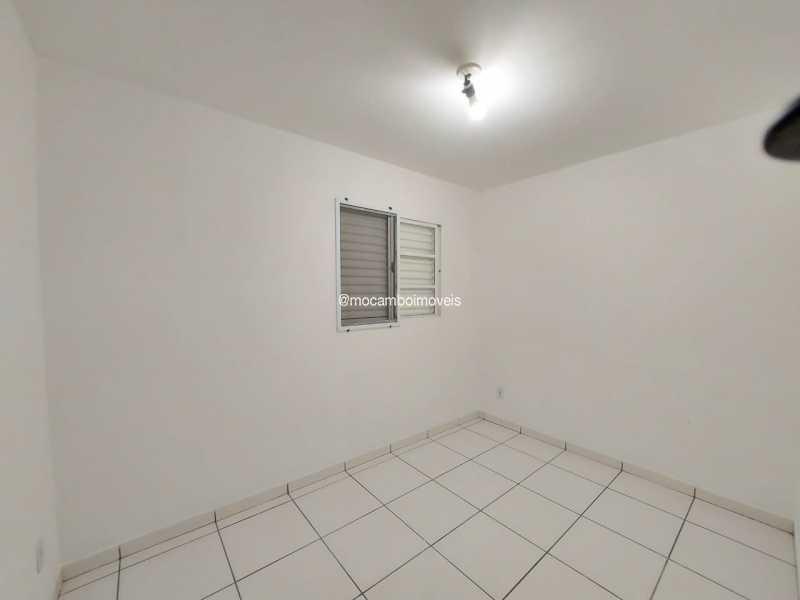 Domitório 2 - Apartamento 2 quartos para alugar Itatiba,SP - R$ 1.200 - FCAP21281 - 5