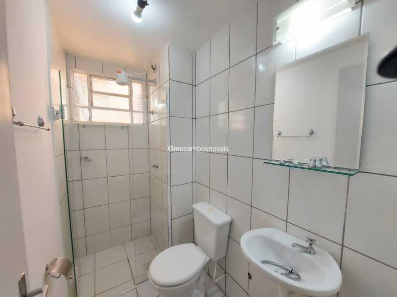 W.C Social - Apartamento 2 quartos para alugar Itatiba,SP - R$ 1.200 - FCAP21281 - 6
