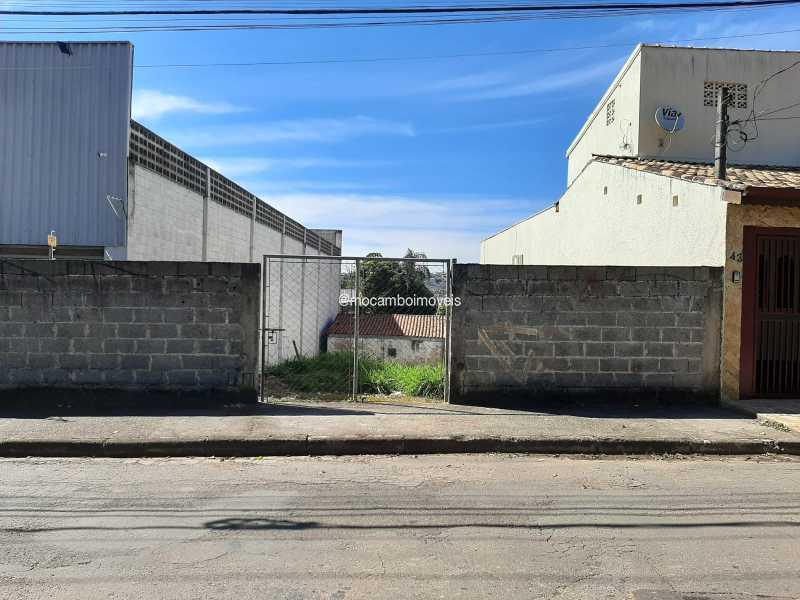 TERRENO - Terreno Comercial 250m² à venda Itatiba,SP - R$ 245.000 - FCTC00012 - 1