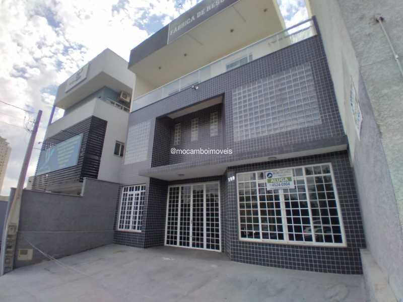Fachada - Sobrado para alugar Itatiba,SP - R$ 2.800 - FCSO00002 - 1