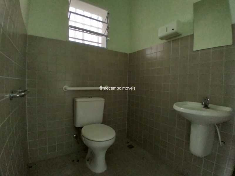 W.C Social - Sobrado para alugar Itatiba,SP - R$ 2.800 - FCSO00002 - 6