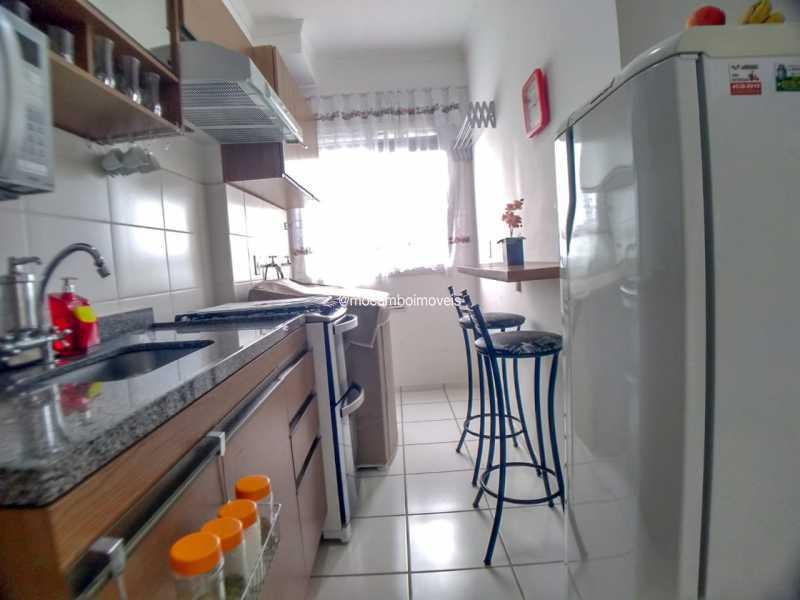 Cozinha - Apartamento 2 quartos à venda Itatiba,SP - R$ 223.000 - FCAP21283 - 5