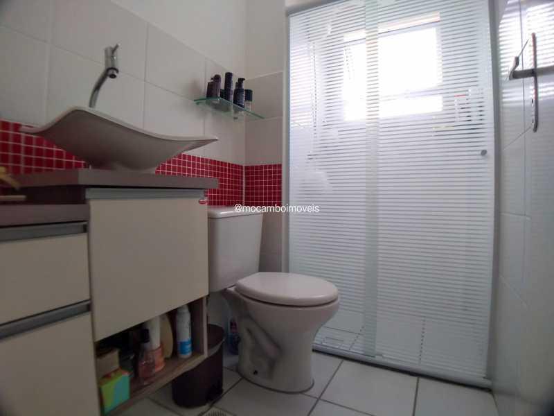 Banheiro - Apartamento 2 quartos à venda Itatiba,SP - R$ 223.000 - FCAP21283 - 9