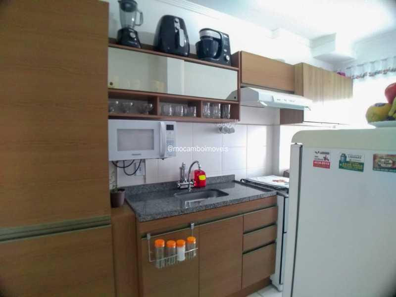 Cozinha - Apartamento 2 quartos à venda Itatiba,SP - R$ 223.000 - FCAP21283 - 6