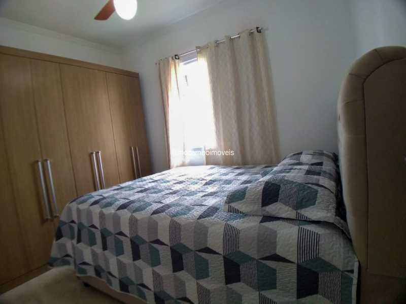 Quarto 1 - Apartamento 2 quartos à venda Itatiba,SP - R$ 223.000 - FCAP21283 - 7