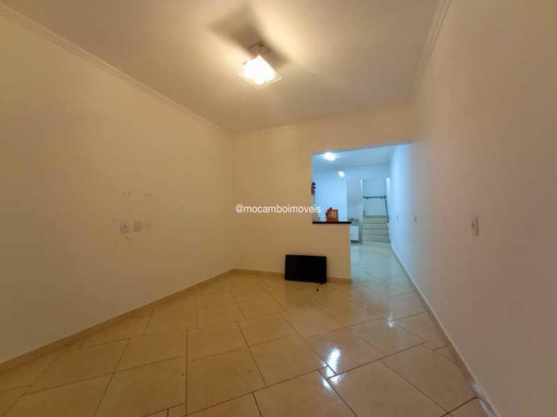 Sala de jantar - Casa 3 quartos para alugar Itatiba,SP - R$ 2.200 - FCCA31480 - 4