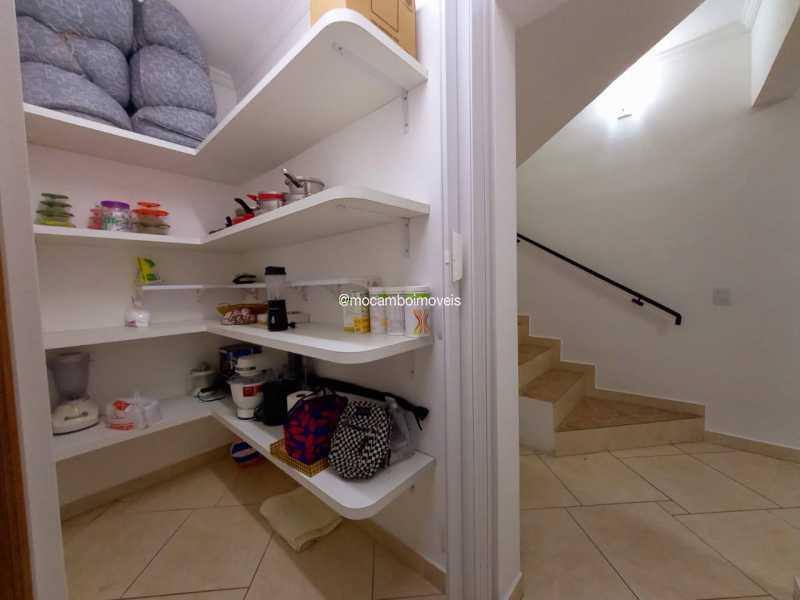 Dispensa - Casa 3 quartos para alugar Itatiba,SP - R$ 2.200 - FCCA31480 - 7