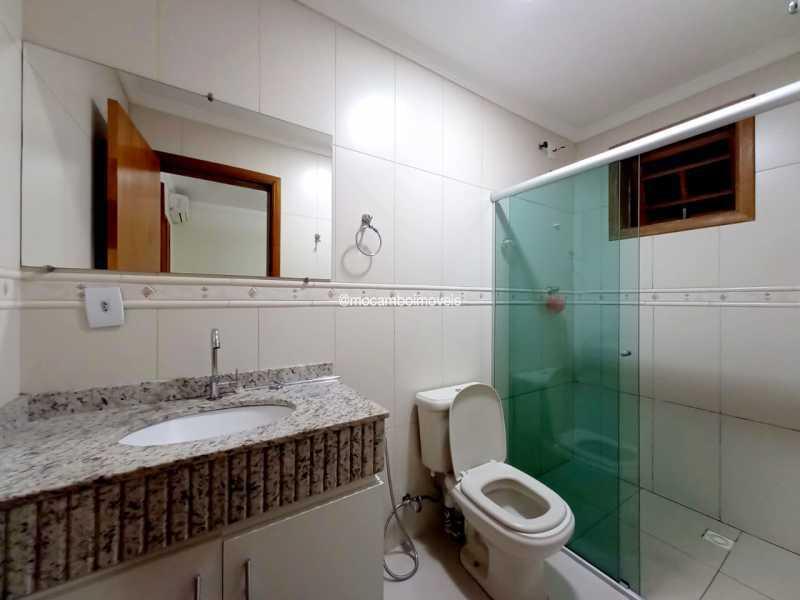 W.C Social - Casa 3 quartos para alugar Itatiba,SP - R$ 2.200 - FCCA31480 - 8